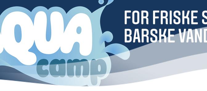 AquaCamp i sommerferien